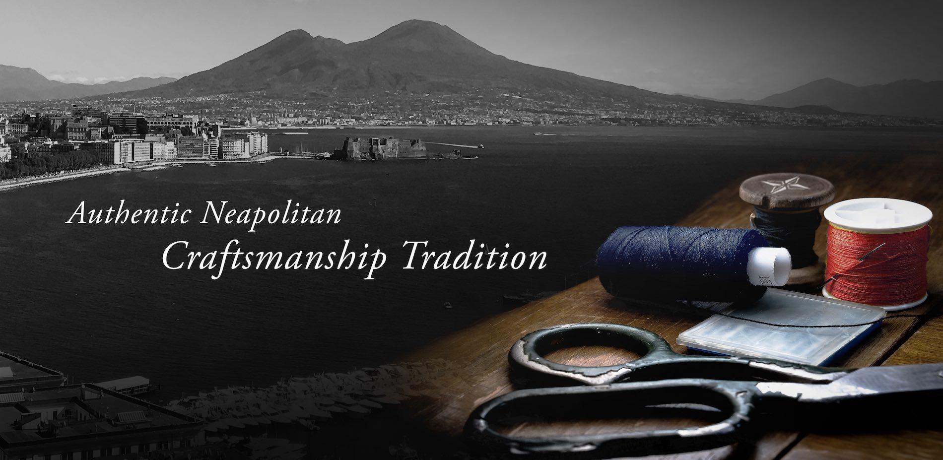 Giammarco Saviano Tailoring Napoli